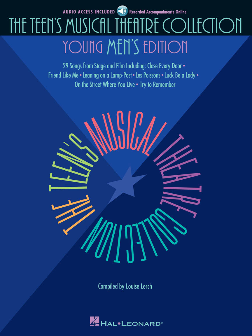 Product Cover for The Teen's Musical Theatre Collection
