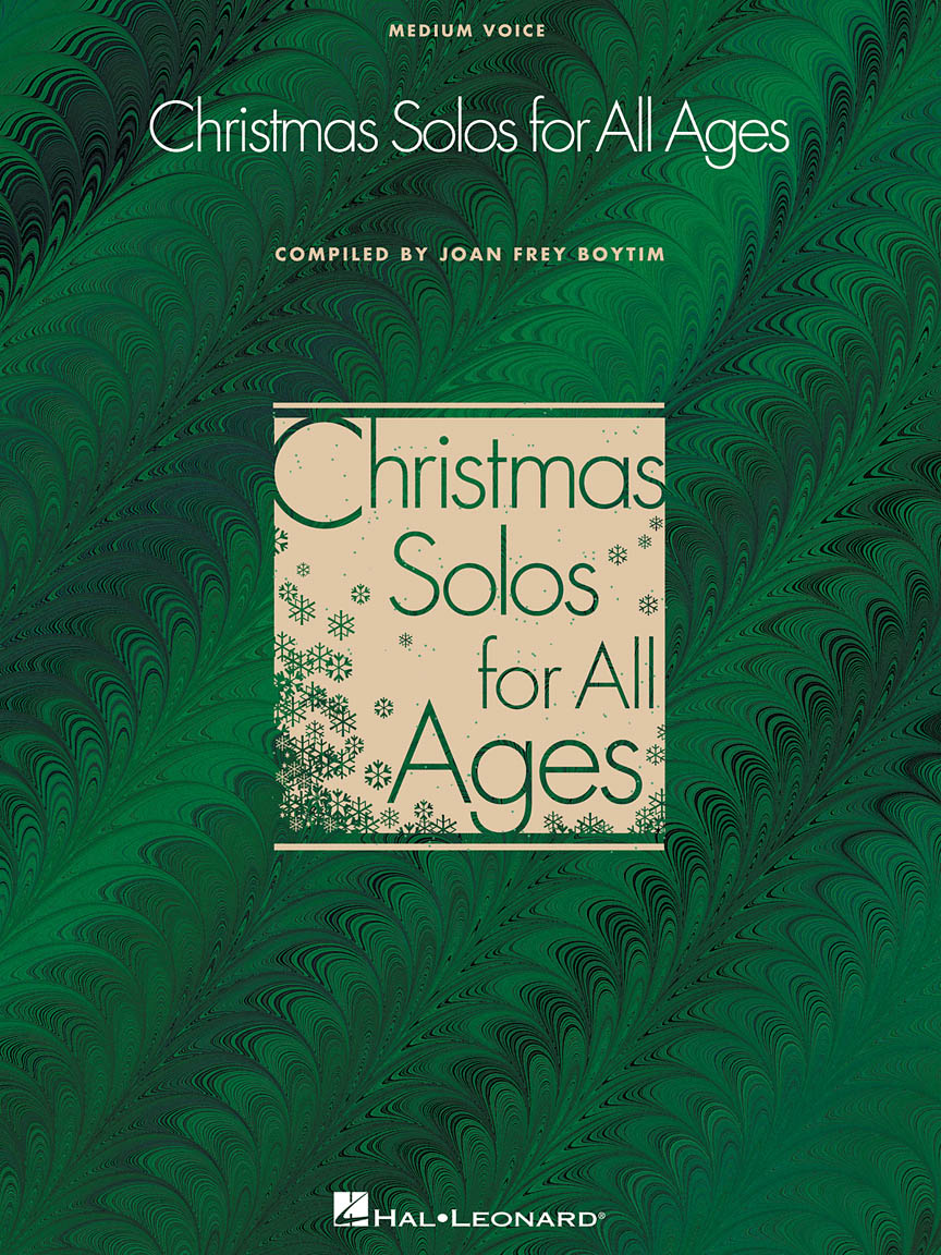 Product Cover for Christmas Solos for All Ages