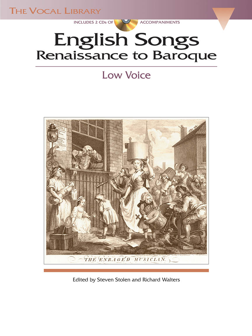 Product Cover for English Songs: Renaissance to Baroque