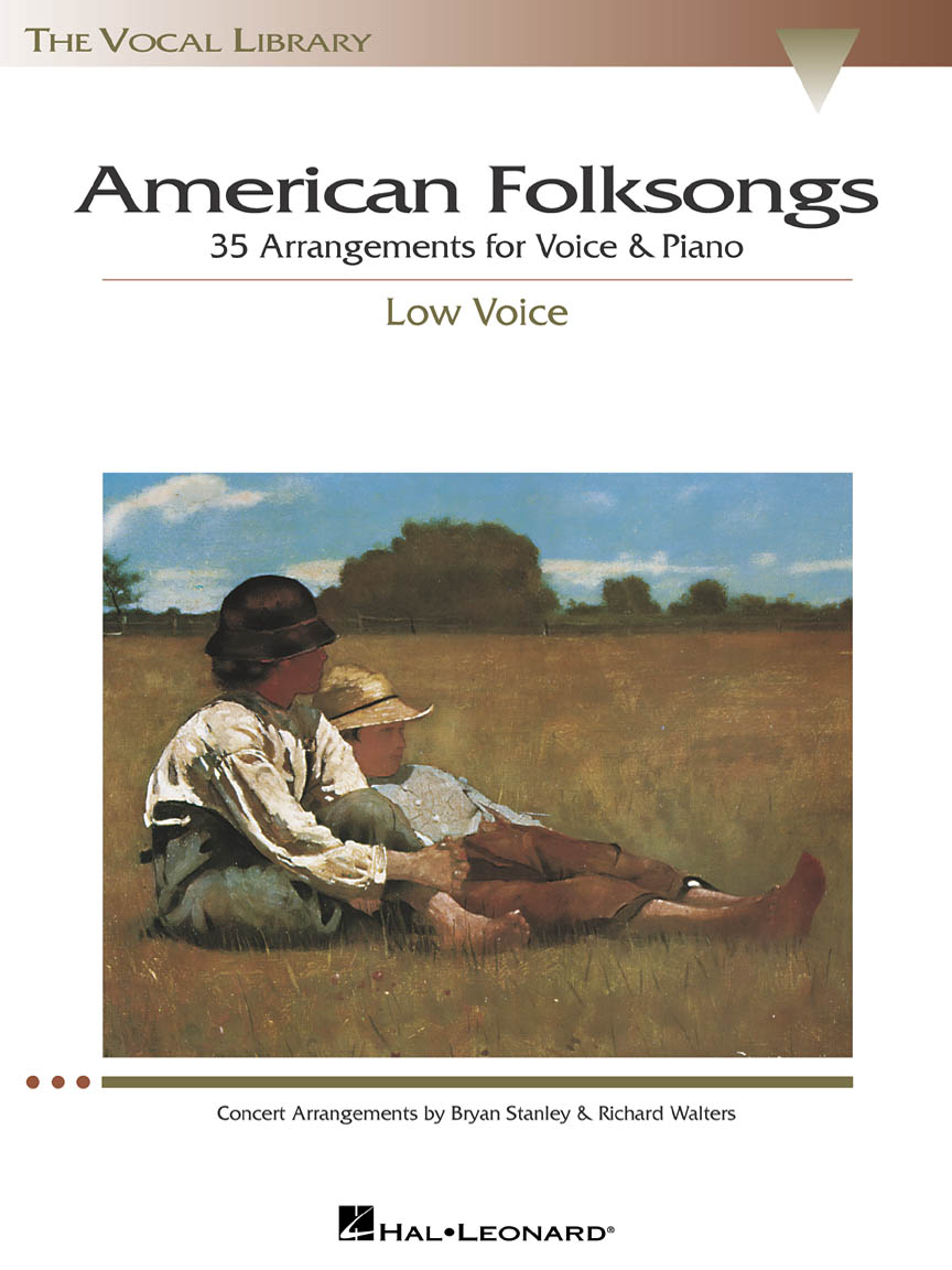 Product Cover for American Folksongs