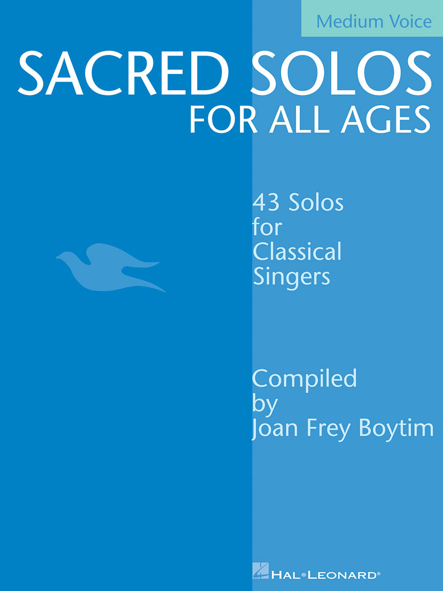 Product Cover for Sacred Solos for All Ages - Medium Voice