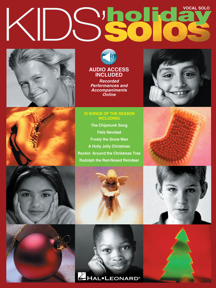 Product Cover for Kids' Holiday Solos