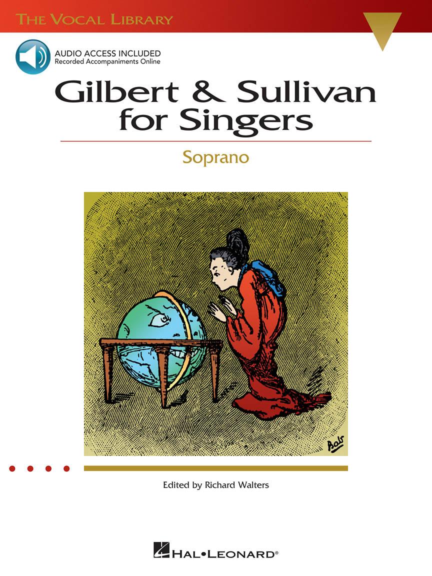 Product Cover for Gilbert & Sullivan for Singers