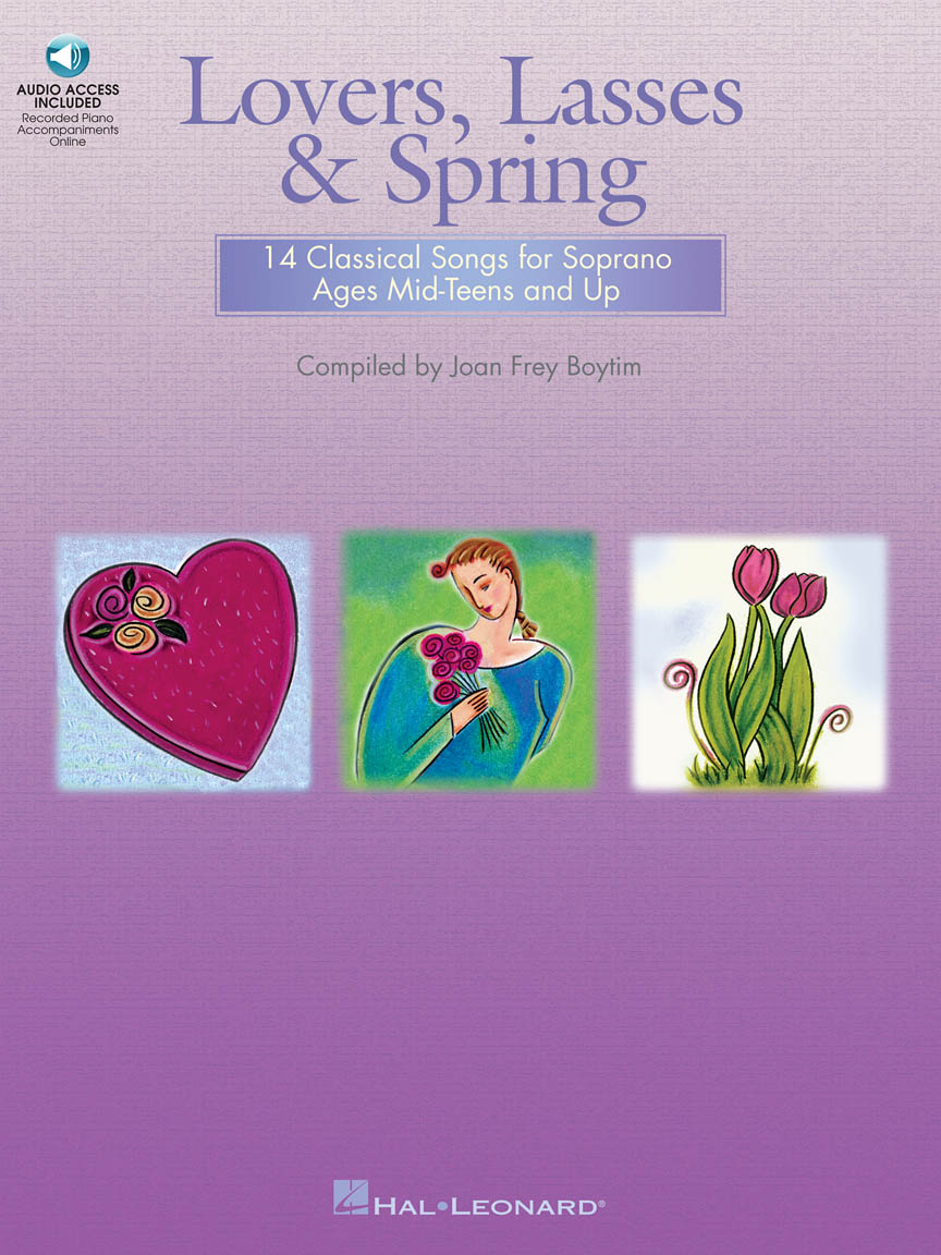 Product Cover for Lovers, Lasses & Spring