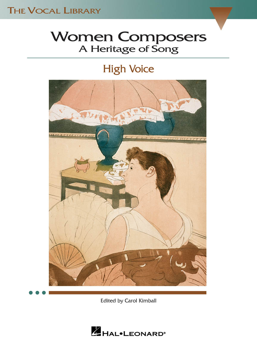Product Cover for Women Composers – A Heritage of Song