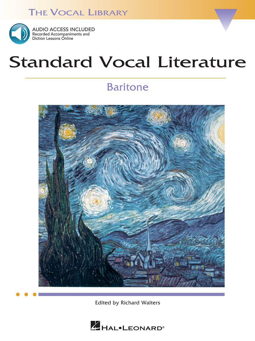 Product Cover for Standard Vocal Literature – An Introduction to Repertoire
