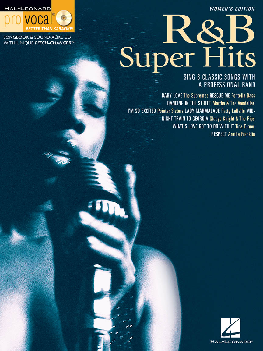 Product Cover for R&B Super Hits