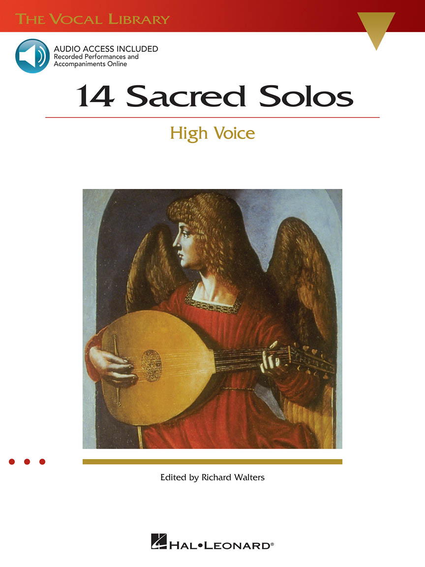 Product Cover for 14 Sacred Solos