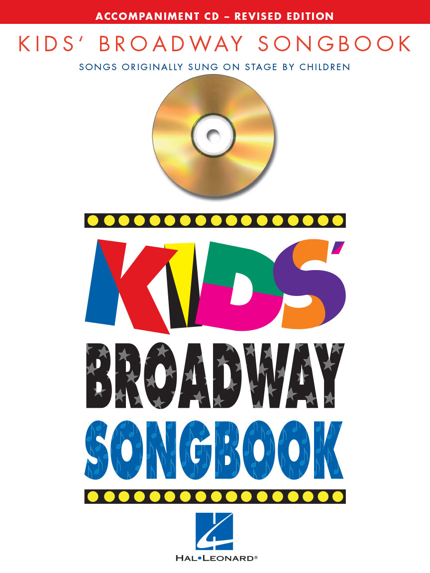 Product Cover for Kids' Broadway Songbook (Accompaniment CD)