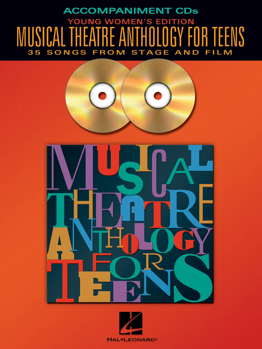 Product Cover for Musical Theatre Anthology for Teens
