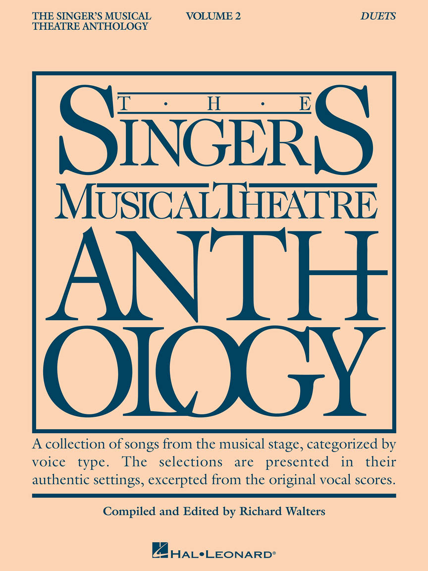 Product Cover for Singer's Musical Theatre Anthology Duets Vol. 2