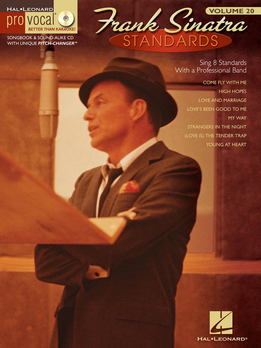 Product Cover for Frank Sinatra Standards