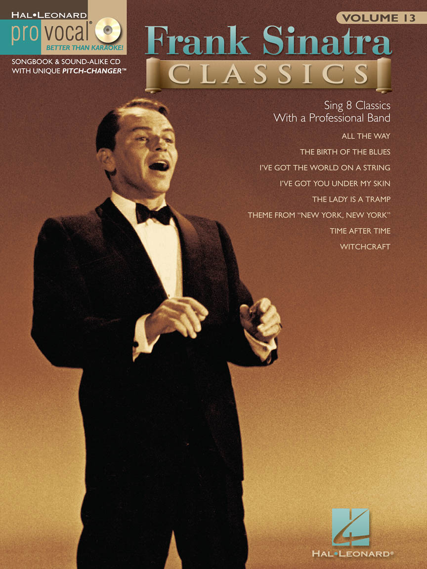 Product Cover for Frank Sinatra Classics