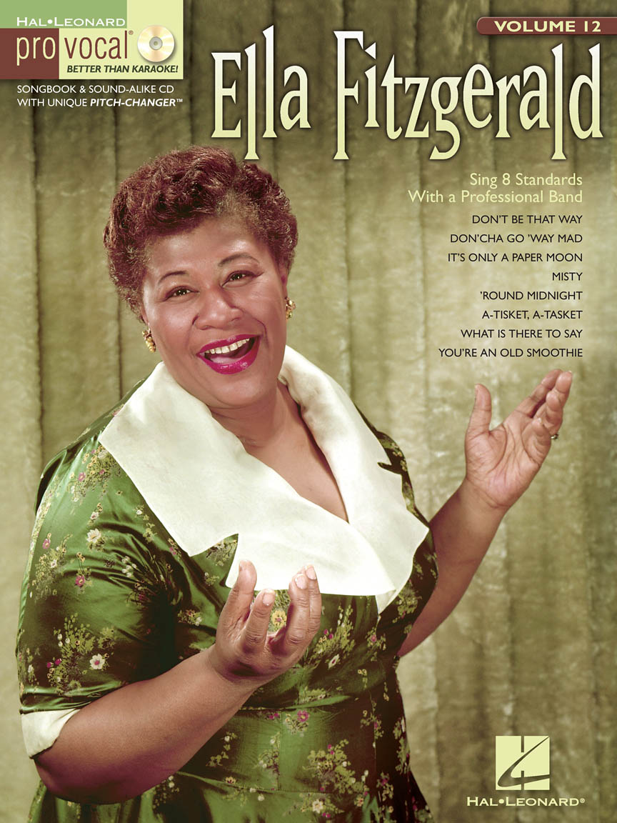 Product Cover for Ella Fitzgerald