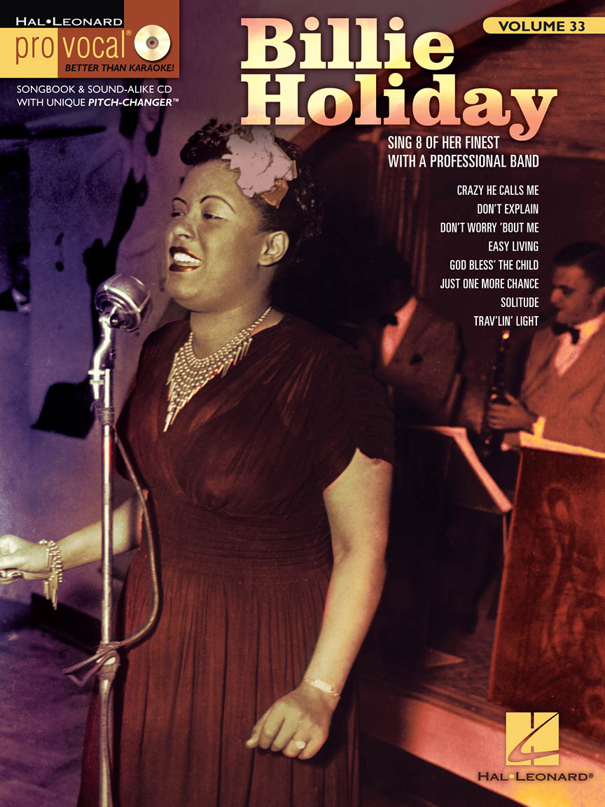 Product Cover for Billie Holiday