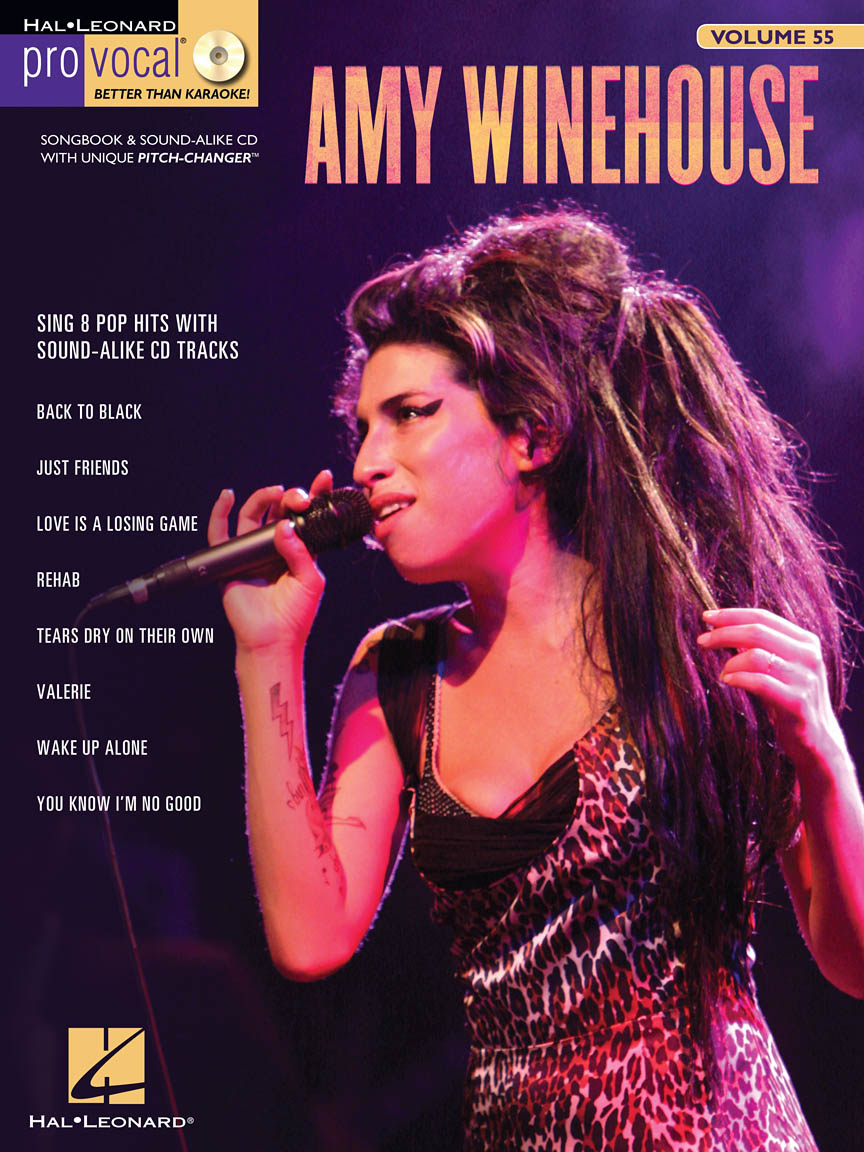 Product Cover for Amy Winehouse