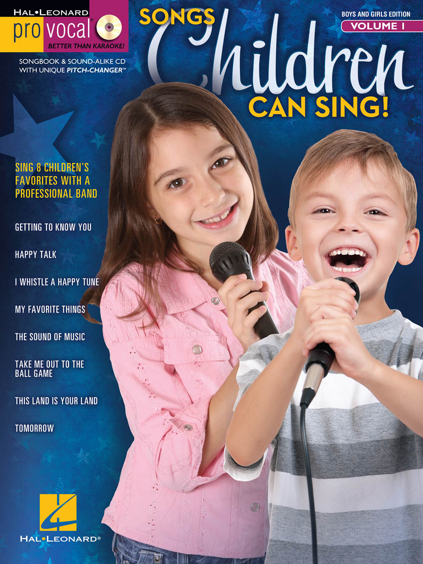 Product Cover for Songs Children Can Sing!