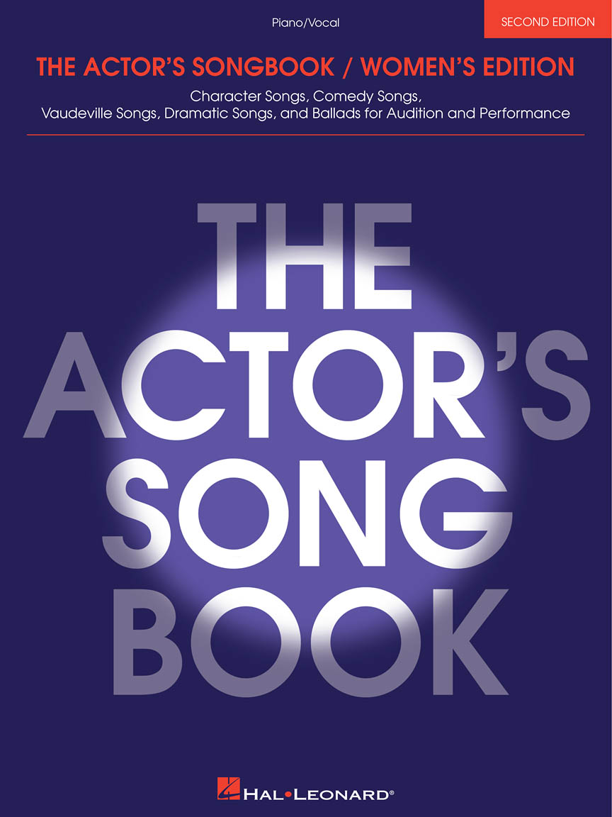 Product Cover for The Actor's Songbook – Second Edition