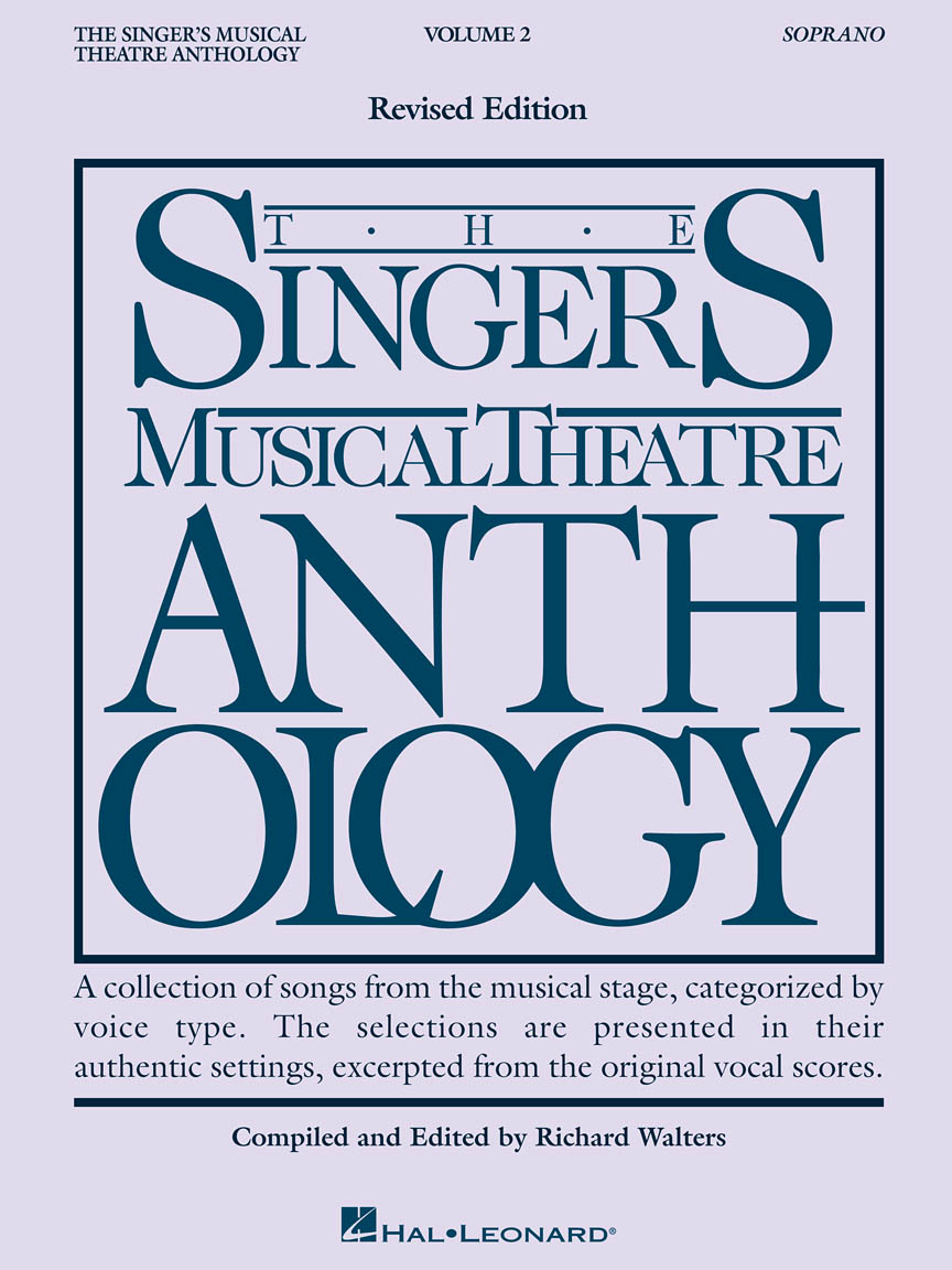 Product Cover for The Singer's Musical Theatre Anthology – Volume 2