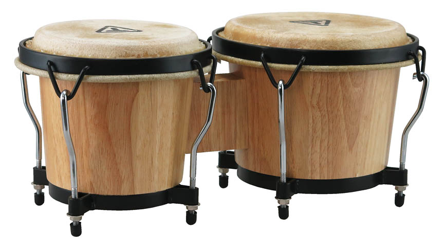Product Cover for Ritmo Series Natural Finish Bongos