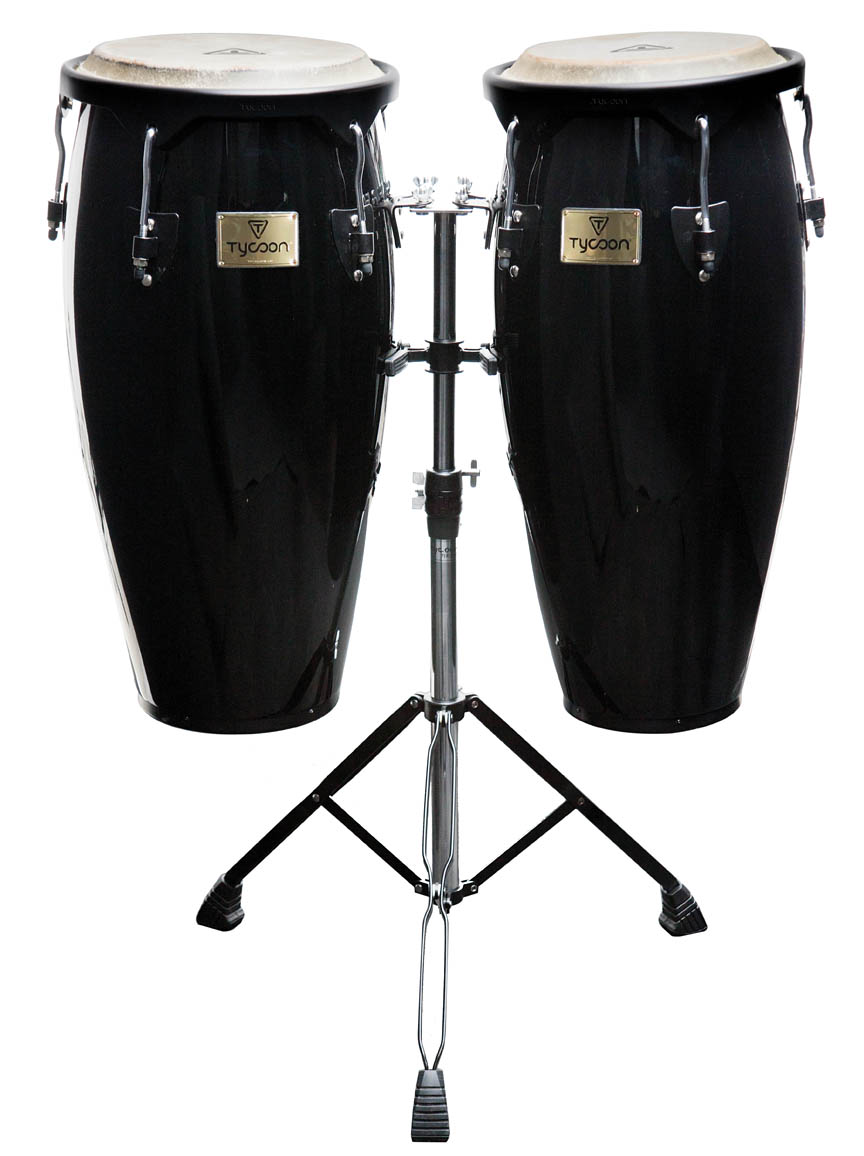Product Cover for Supremo Series Black Congas