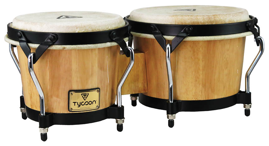 Product Cover for Supremo Series Natural Finish Bongos