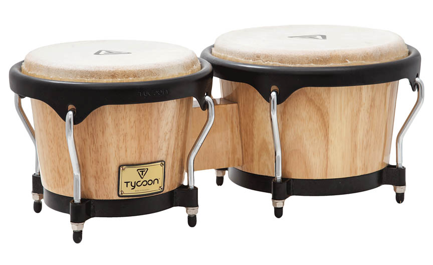 Product Cover for Artist Series Natural Finish Bongos