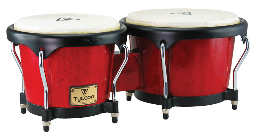 Product Cover for Artist Series Red Finish Bongos