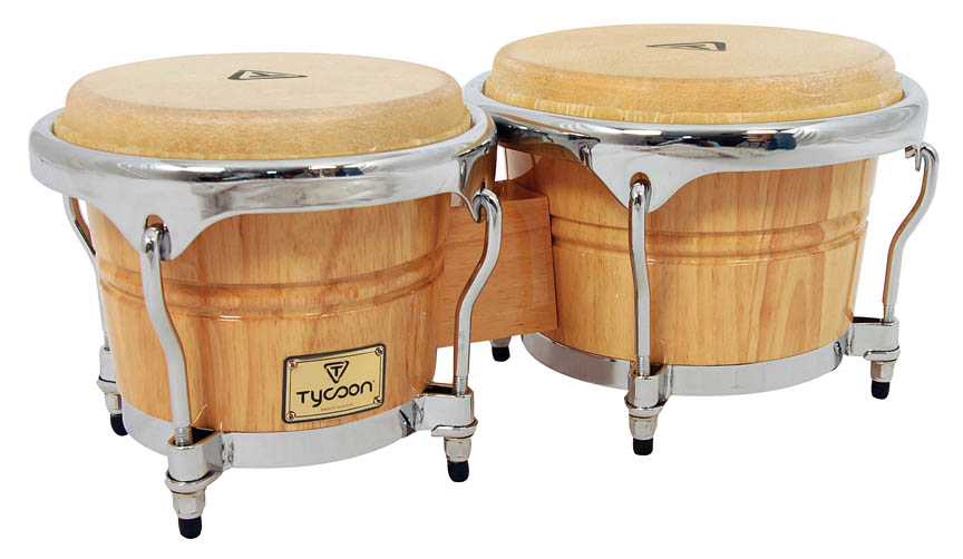 Product Cover for Concerto Series Natural Finish Bongos