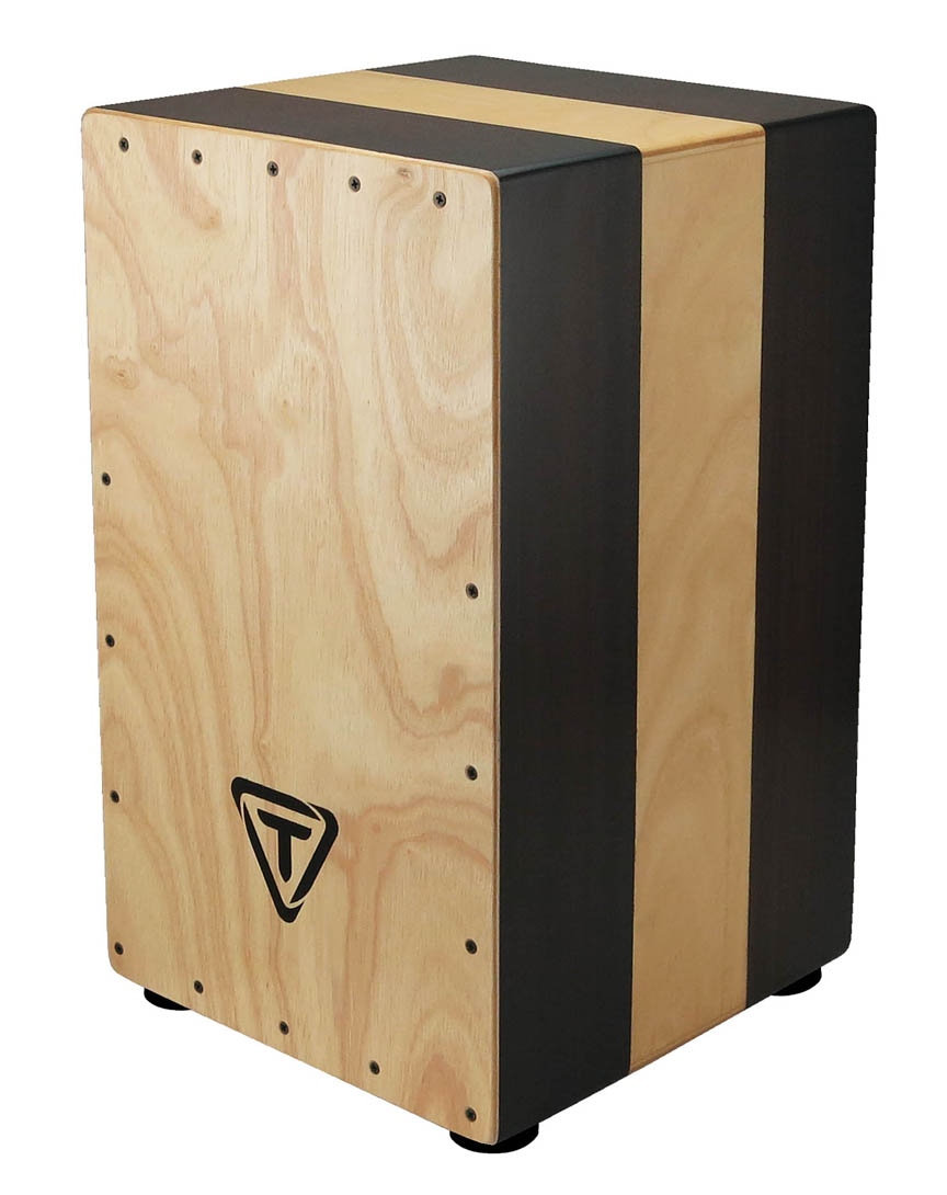 Product Cover for Artist Series Hand-Painted Retro Cajon