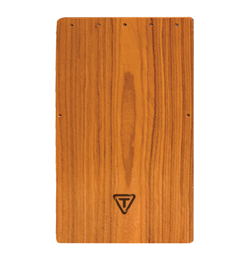 Product Cover for Asian Hardwood Cajon Replacement Front Plate