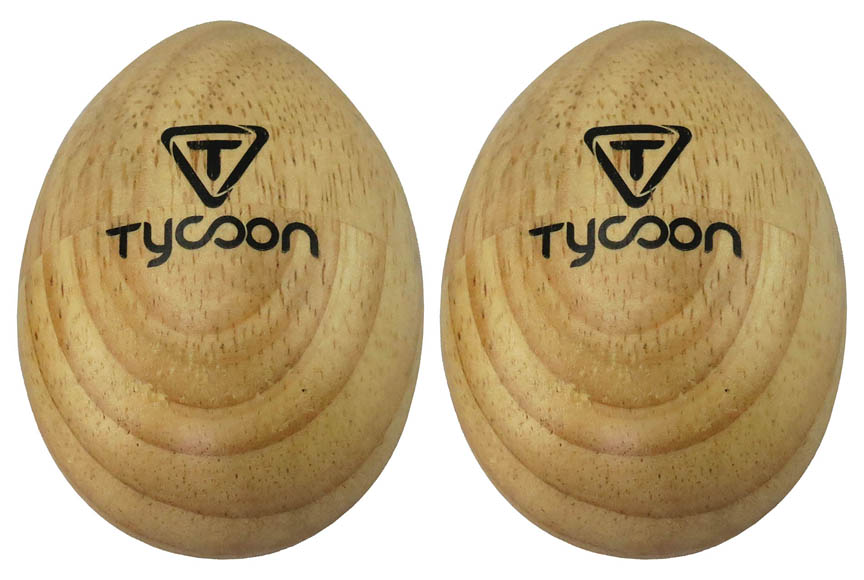 Product Cover for Large Wooden Egg Shakers (Pair)