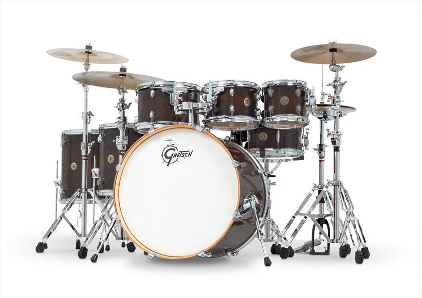 Product Cover for Gretsch Catalina Maple 6-Piece Shell Pack with Free Additional 8″ Tom