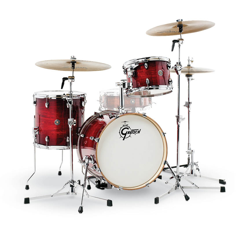Product Cover for Gretsch Catalina Club 3 Piece Shell Pack (18/12/14)