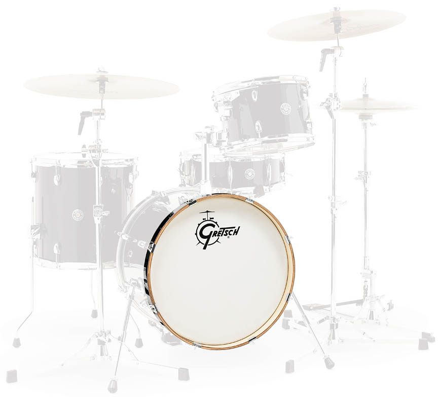 Product Cover for Gre 20in Cat Cl Bd Hoop, Piano Black