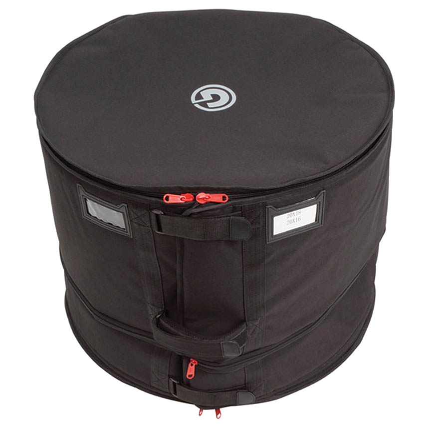 "Product Cover for Gibraltar Flatter Bag 20"" Bass Drum"