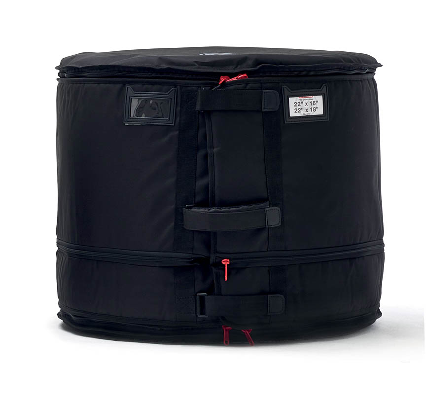 "Product Cover for Gibraltar Flatter Bag 22"" Bass Drum"