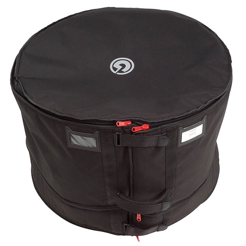"Product Cover for Gibraltar Flatter Bag 24"" Bass Drum"