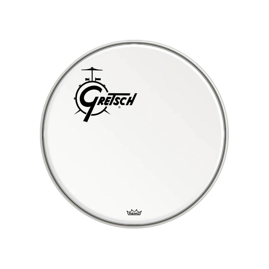 Product Cover for Gretsch Drum Head,coated 16in Offst Logo