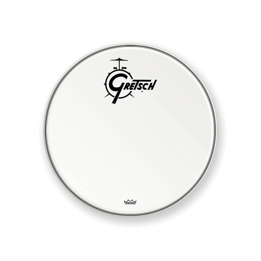 Product Cover for Gretsch Bass Head, Ctd 20in Logo