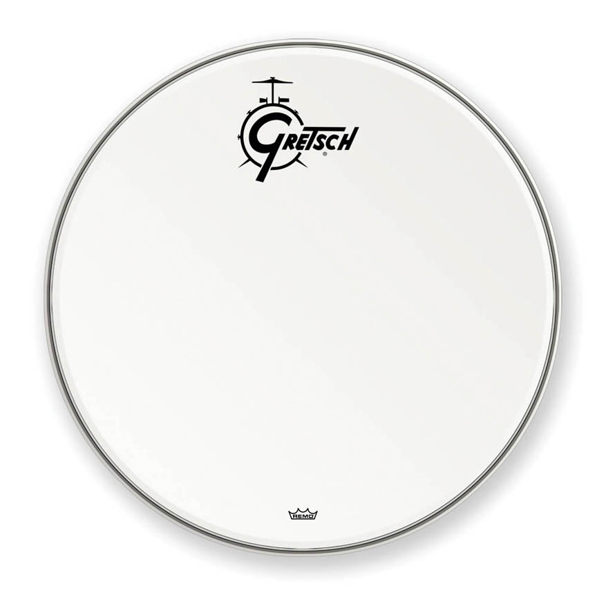 Product Cover for Gretsch Bass Head, Ctd 26in Logo