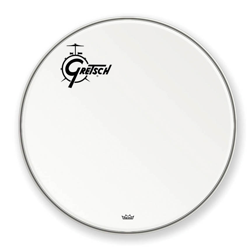 Product Cover for Gretsch Bass Head, Ctd 26in Offset Logo