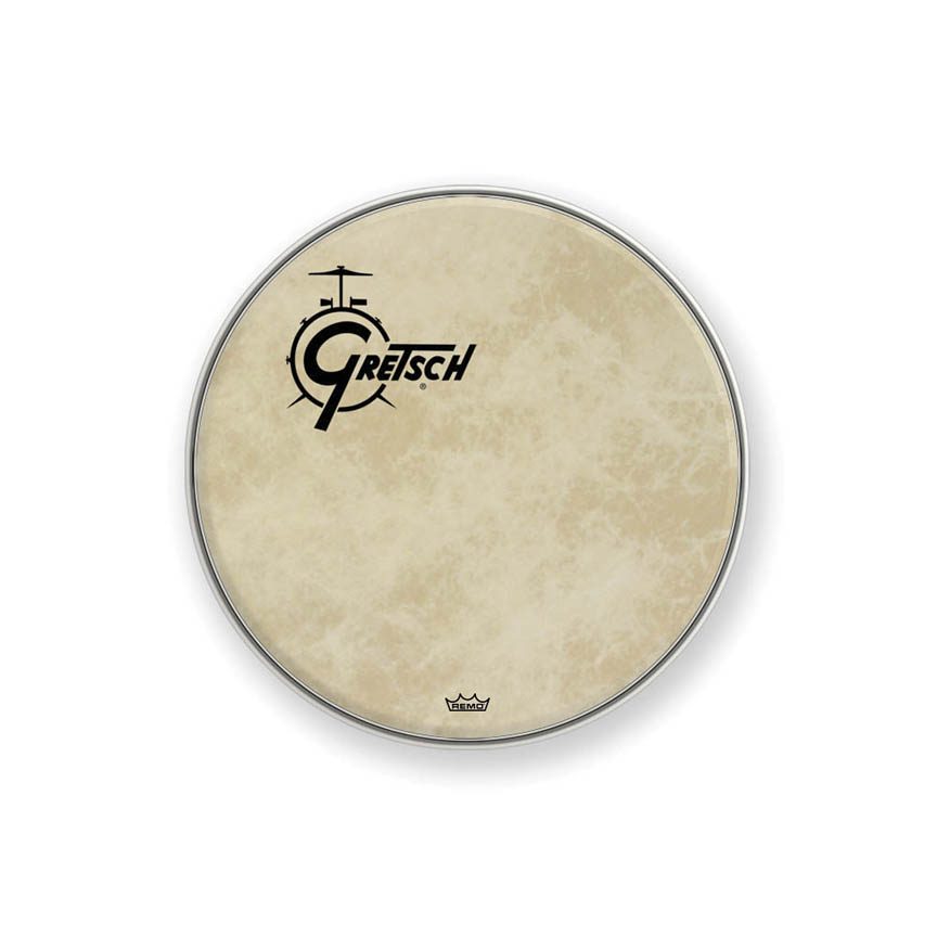 Product Cover for Gretsch Bass Head, Fbr 18in Offset Logo