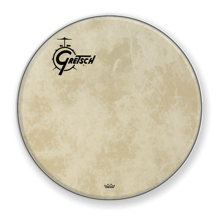 Product Cover for Gretsch Bass Head, Fbr 26in Offset Logo