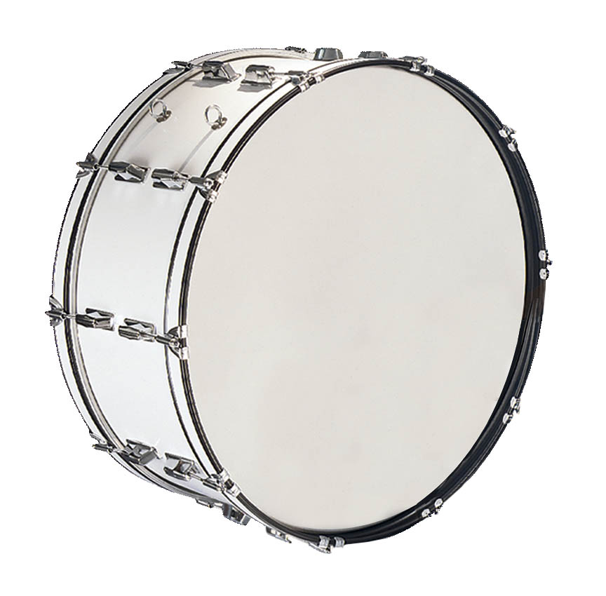 Product Cover for Cb 10x26 March Band Drum Wht
