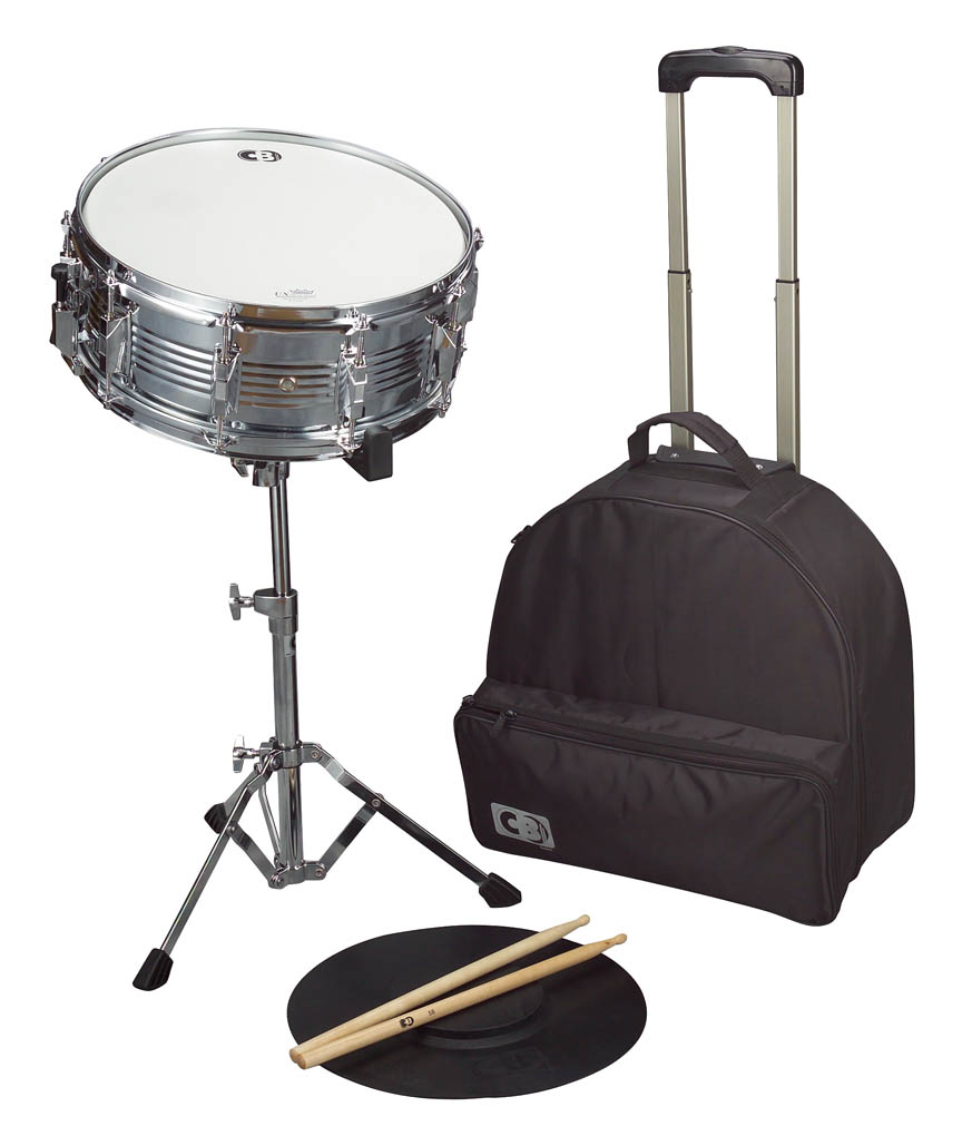 Product Cover for Deluxe Snare Drum Kit with Traveler Bag