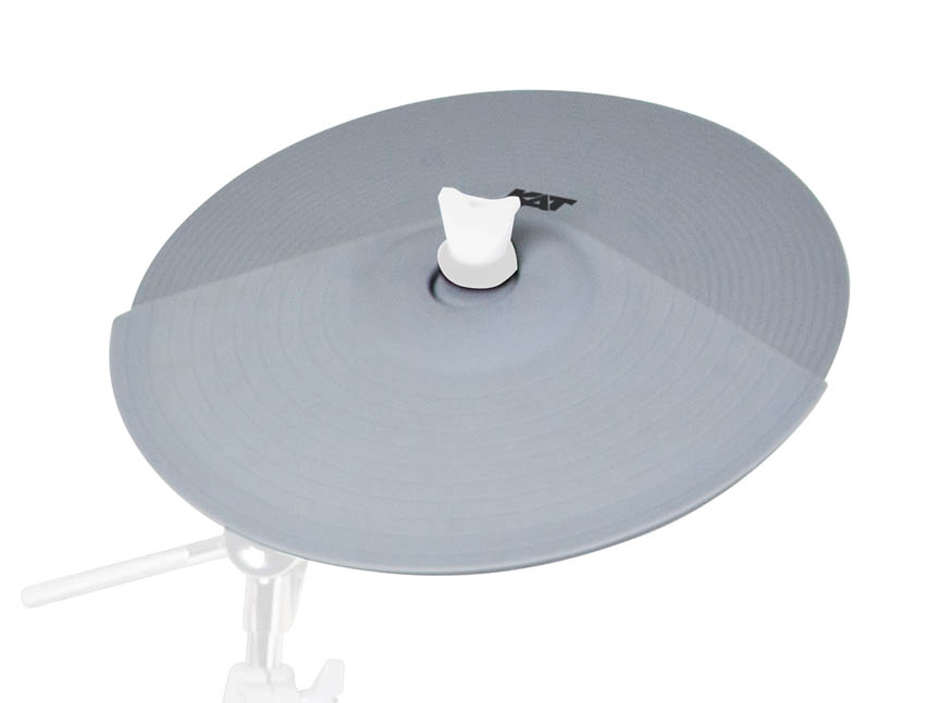 Product Cover for Kat 14 In Dual Zone E Cymbal