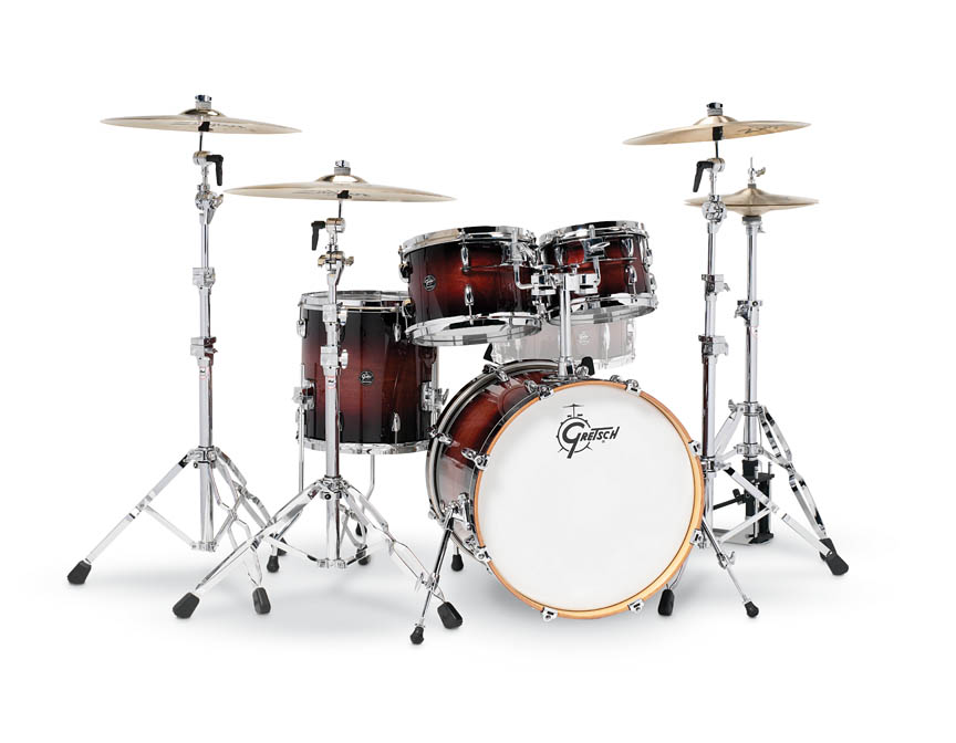 Product Cover for Gretsch Renown 4 Piece Drum Set (20/10/12/14)