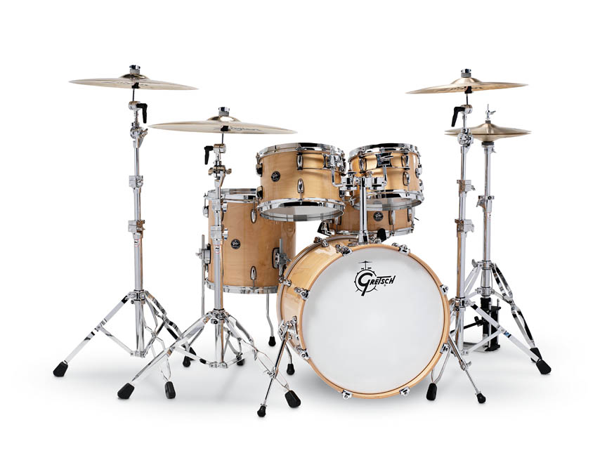 Product Cover for Gretsch Renown 5 Piece Drum Set (20/10/12/14/14sn)