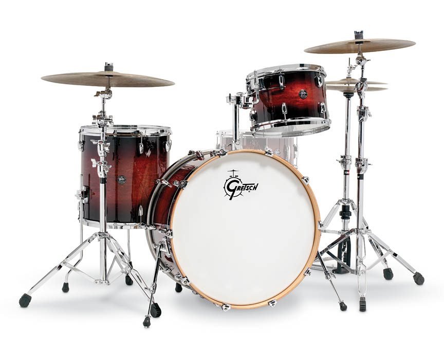 Product Cover for Gretsch Renown 3 Piece Drum Set (24/13/16)